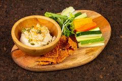 Läcker mylla med grönsaker royaltyfri foto
