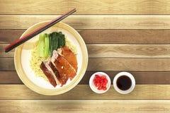 Läcker och populär kinesisk mat royaltyfri fotografi