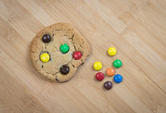 läcker sötsak för kakor Arkivfoton