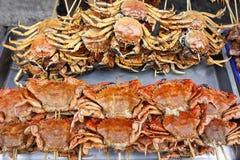 läcker skaldjur Fotografering för Bildbyråer