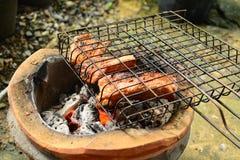 läcker stek för nötkött Arkivbild