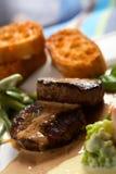 läcker stek för nötkött Royaltyfri Fotografi