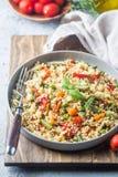 Läcker vegetarisk couscous Royaltyfri Foto