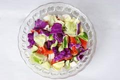 läckerhetmaträtten gjorde grönsaker Fotografering för Bildbyråer