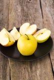 läckert äpple Fotografering för Bildbyråer