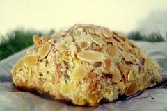 Läckert bröd genom att använda kasjun Arkivfoto