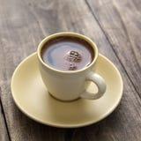 Läckert grekiskt kaffe Royaltyfria Foton