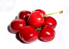 läckert nytt för Cherrysammansättning Royaltyfri Bild