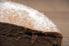 Läckra chokladkakor i italiensk stil #9 Royaltyfri Foto