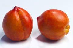 Läckra nektariner Royaltyfri Bild