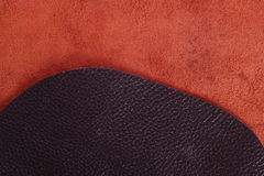 läder Arkivfoto