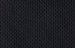 Läder med imprinted geometriskt dra Arkivfoton