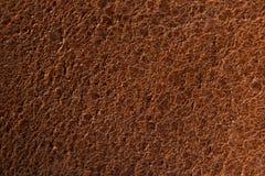 Läder texturerar Arkivfoto