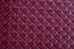 Läder texturerar Royaltyfri Fotografi