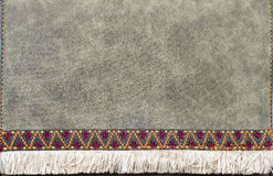 LäderNubuck textur Arkivbild