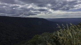 LäderremPha Phum berg Royaltyfri Fotografi