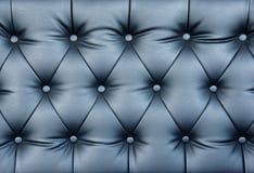 lädersofa Royaltyfria Bilder
