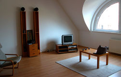 lägenhet 2 royaltyfri fotografi