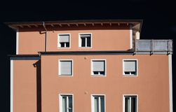 Lägenhet Fotografering för Bildbyråer