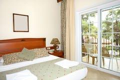 Lägenhet i den lyxiga villan Royaltyfri Fotografi