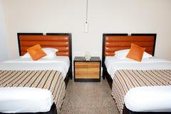 Lägenhet i det lyxiga hotellet Fotografering för Bildbyråer