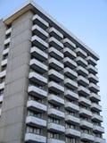 Lägenhet som buidling Royaltyfria Foton