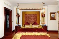 Lägenheten av det lyxiga hotellet för Mardan slott Royaltyfri Foto