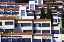 Lägenheter Arkivbild
