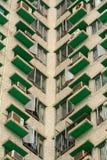 Lägenheter Aberdeen, Hong Kong Arkivfoton