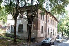 Lägenheter i den södra #3en Arkivfoto