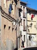 Lägenheter Segovia Royaltyfria Foton