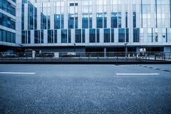 lägenheter som bygger arbete för ställe för affärskontor Royaltyfria Foton