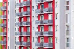Lägenheter som ska låtas Royaltyfri Fotografi