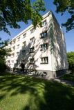 Lägenhethus arkivfoton
