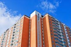 lägenhethus Arkivfoto