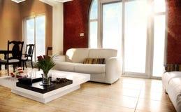lägenhetlyx royaltyfri fotografi
