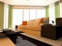 lägenhetstudio Royaltyfri Foto