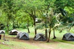 läger Fotografering för Bildbyråer