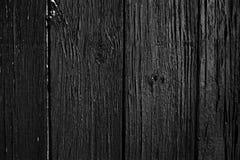 Lägga den svarta abstrakta Wood panelen Arkivbilder