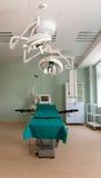 Läkarundersökning-diagnostisk utrustninglokal Royaltyfria Foton