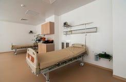 Läkarundersökning-diagnostisk utrustninglokal Royaltyfria Bilder