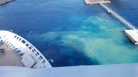 Lämna Bahamas arkivbilder