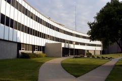 län för administrationsbyggnad Arkivfoto