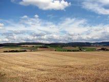 Ländliche Landschaft Lizenzfreies Stockfoto