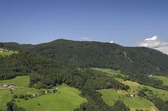 Ländliche Landschaft lizenzfreie stockbilder