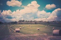 Ländliche Landschaft, Frankreich Lizenzfreie Stockfotos