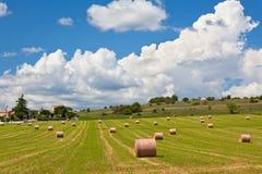 Ländliche Landschaft, Frankreich Lizenzfreie Stockbilder