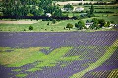 Ländliche Provence, Frankreich Lizenzfreie Stockfotografie