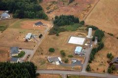 Ländliche Szene, Staat Washington Stockfotos
