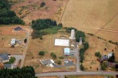 Ländliche Szene, Staat Washington Lizenzfreies Stockfoto